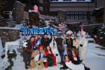 WinterFest cast of characters